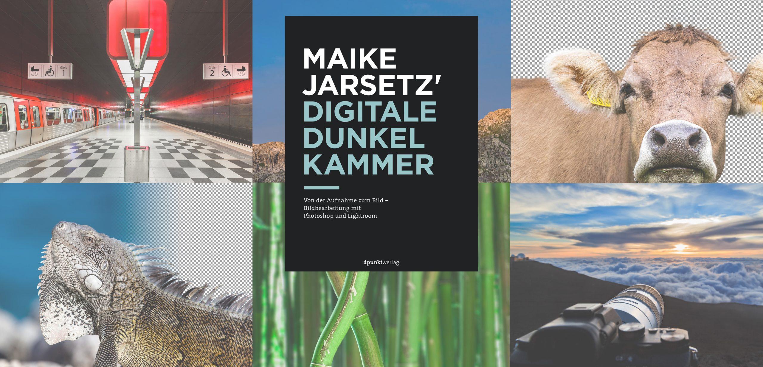Maike Jarsetz' »Digitale Dunkelkammer«-Gesamtpaket